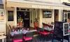 L'évidence Sanary - Sanary Sur Mer: Plat du jour ou entrée, plat et dessert pour 2 personnes dès 19,90 € au restaurant L'évidence Sanary