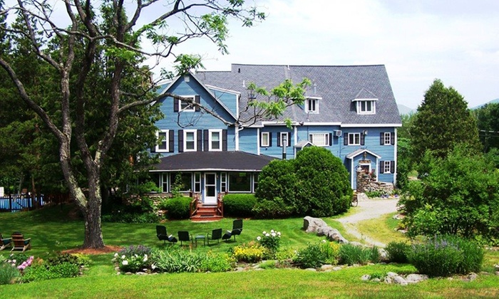 Romantic New Hampshire B&B in White Mountains