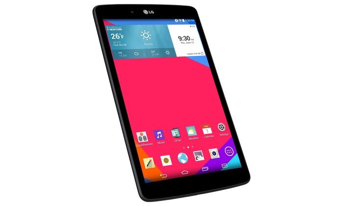 "LG G Pad 8.3"" Tablet"