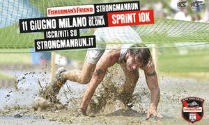 Rcs Sport: StrongManRun 2016, la più divertente corsa ad ostacoli, l'11 giugno a Milano (sconto 30%)