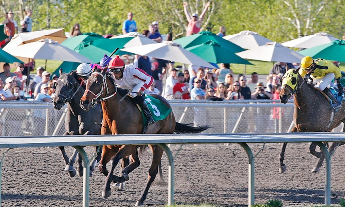 Emerald Downs Up To 55 Off Horse Racing Package