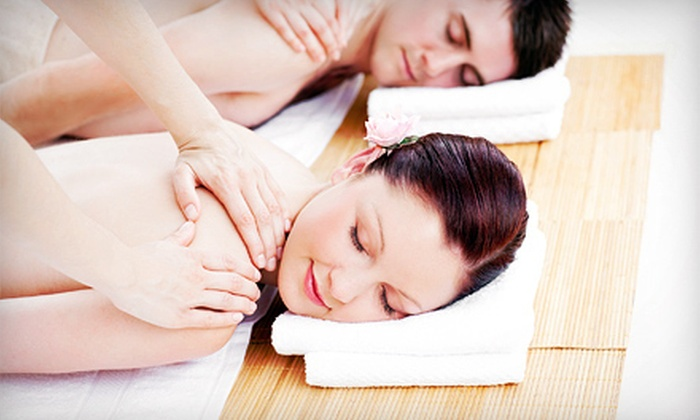 Dutch Hollow Medical Day Spa - Godfrey: $99 for a Spa Day for Two with Massages and Spa Mani-Pedis at Dutch Hollow Medical Day Spa ($207 Value)