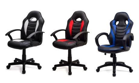 Sillas de oficina estilo gaming, modelos Dynamic y Sportline