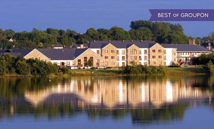 Co. Leitrim: 1 or 2 Nights for Two with Leisure Access and Spa Credit at Lough Allen Hotel & Spa