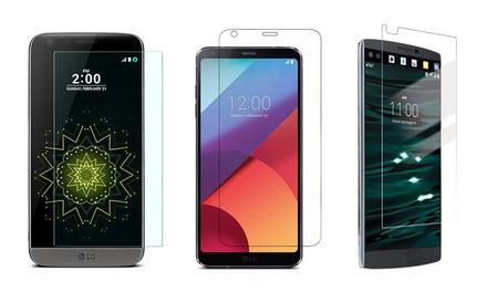 Screen Protectors for LG Smartphones