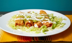 Casa Jimenez Mexican: Mexican Food at Casa Jimenez Mexican (Up to 53% Off). Three Options Available.