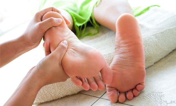 Wi Foot Spa Massage - Rancho Cucamonga: $35 for $70 Groupon — Wi Foot Spa