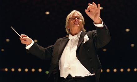 """1 Ticket für """"Justus Frantz - Sommersinfonie"""" am Sa., 29.07.2017 im Berliner Dom (bis zu 51% sparen*)"""