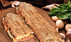 Take Your Time: Menu con saltimbocca napoletani, dolce e calici di vino per 2 persone da Take Your Time (sconto fino a 67%)