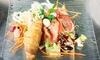 Ristorante Garlini al Baio - RISTORANTE GARLINI AL BAIO: Menu di carne e pesce alla carta con calice di vino al Ristorante Garlini al Baio (sconto fino a 56%)