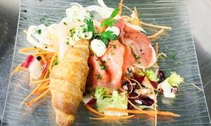 Ristorante Garlini al Baio: Menu di carne e pesce alla carta con calice di vino al Ristorante Garlini al Baio (sconto fino a 56%)