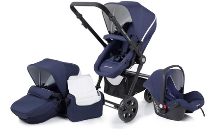Kinderkraft 3 in 1 stroller groupon for Cuisine kinderkraft