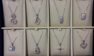 Fabian Fine Jewelry Outlet, Inc.: $15 for $30 Worth of Fine Jewelry — Fabian Fine Jewelry Outlet, Inc.