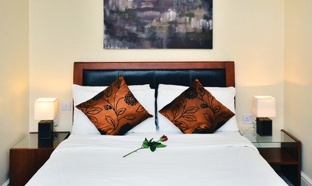 London: 1 to 5 Nights for Two at 4* So Sienna Hammersmith
