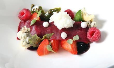 Menu gastronomique de luxe à partir de 59,99€ au Restaurant Oh!