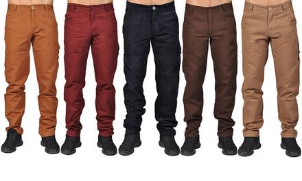 Men's Fashion Chino Pants