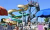 The Watering Hole at Monsoon Lagoon–Up to 60% Off Waterpark