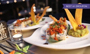 Sushi Mambo: Japanese and Latin Fusion Food for Two or Four at Sushi Mambo (Up to 50% Off)