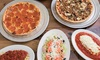 Up to 44% Off Food and Drink at Pizza Getti