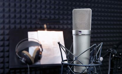 $25 for an Intro to Voice-Over Workshop at The Voice Actors Studio ($49 value)