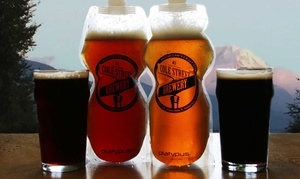 Cole Street Brewery: $25 for Two Pints and Two Filled 1-Liter Soft Growlers at Cole Street Brewery ($42 Value)