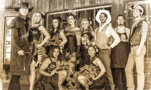 Longshadow Ranch Vineyard and Winery: Wild West Dinner Theater for One, Two, or Four at Longshadow Ranch Vineyard and Winery (Up to 51% Off).
