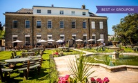 Afternoon Tea for Two with Optional Glass or Bottle of Prosecco at Stanmer House (Up to 42% Off)