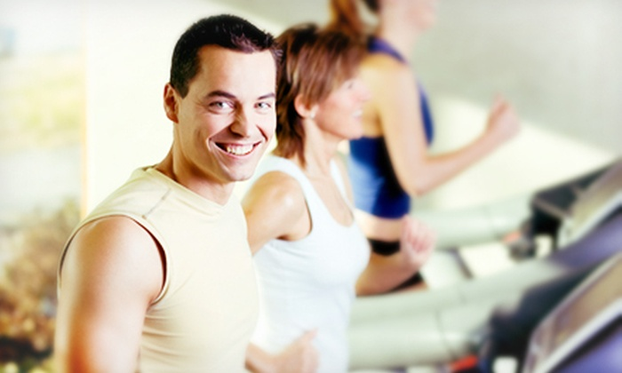 Steve Nash Fitness World & Sports Club - Multiple Locations: $29 for a Month of Group Fitness Classes & Gym Access with Shirt at Steve Nash Fitness World & Sports Club ($150 Value)