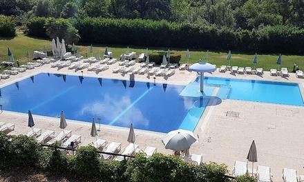 Avellino: 1 o 2 notti, pensione completa, Spa e piscine termali Hotel Antiche Terme San Teodoro 4*