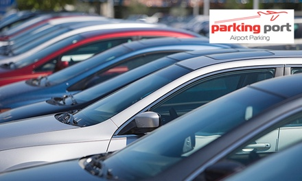 Up to 4 $35 or 12Day $77 Tullamarine Airport Parking + Return Shuttle from Parking Port Up to $115 Value