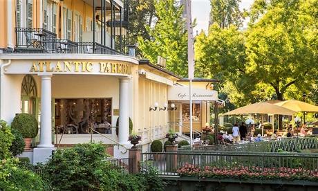 Baden-Baden: Superior-Doppelzimmer für 2 mit Frühstück, Dinner, Therme und Eintritt ins Casino im 4* Atlantic Parkhotel