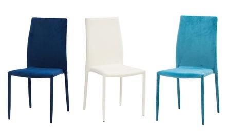 Set 6 sedie Dani Plus