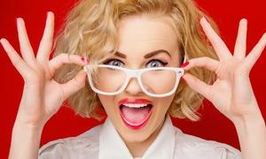 Spaccio Ottica: Occhiali da vista con lenti monofocali o buono sconto fino a 320 € per occhiali con lenti a scelta