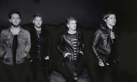 NEEDTOBREATHE on May 9 at 7 p.m.