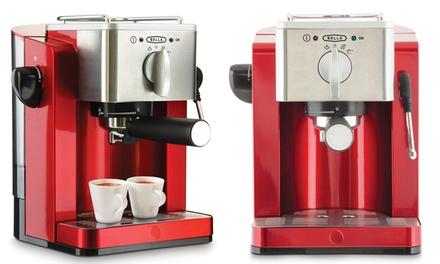 Bella Espresso Coffee Machine Groupon