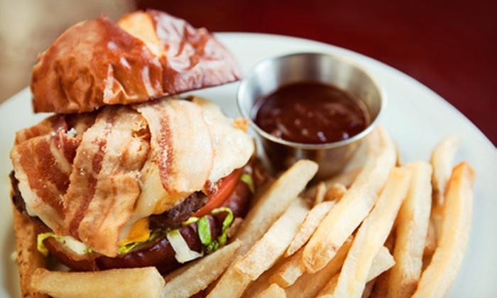 The Buffalo Restaurant & Bar - Idaho Springs: $15 for $30 or $29 for $60 Worth of American Food at The Buffalo Restaurant & Bar