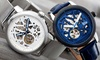 Reign Automatic Skeleton Watch
