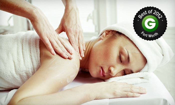 Touch of Pure Joy Massage & Day Spa - Tuscany On Walnut Creek: Deep-Tissue Massage with Hot-Towel Treatment for One or Two at Touch of Pure Joy Massage & Day Spa (Up to 51% Off)