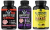Monster Test PM, Monster Test MAXX, and 6-Hour NRG Supplement Set