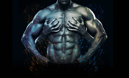 Fifty Shades Male Revue Show on April 27 or 28 at 8pm.