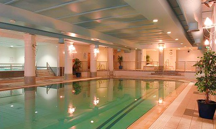 Co. Donegal: 2 or 3 Nights for Two with Full Irish Breakfast and Leisure Access at Mount Errigal Hotel