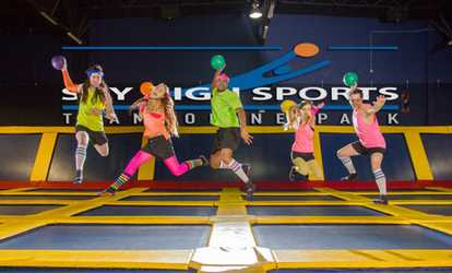 Trampoline Bounce Houses Deals Coupons Groupon