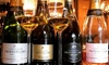 Exklusives Champagner-Tasting