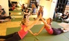 Unity - Brighton: Partner Yoga or Massage Workshop at Unity (Up to 67% Off)