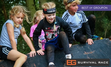 Bear Grylls Survival Race and Family Festival on 30 September 1 October at Trent Park *