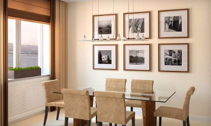 Experts in Framing - Multiple Locations: $49 for $200 Worth of Custom Framing from Experts in Framing