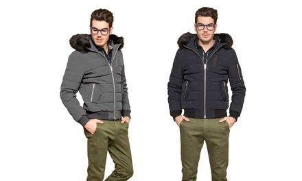 Paddle Parka Jacket With Free Delivery