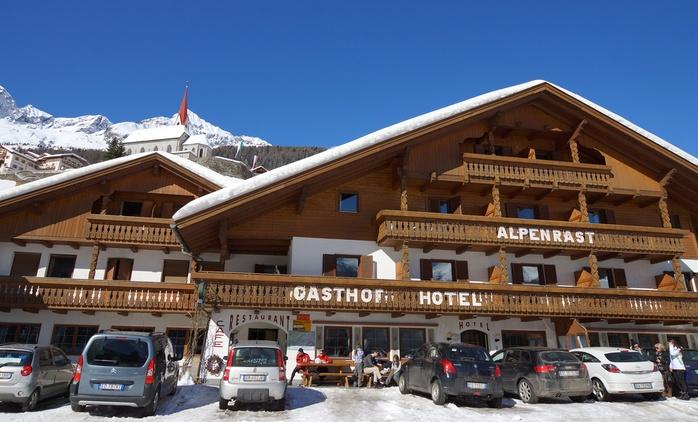 Südtirol: 3 bis 8 Tage für Zwei mit Halbpension und tägl. Eintritt in das Badeparadies Cascade im Berghotel Alpenrast