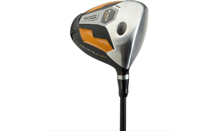 Wilson 3-Way Adjustable Black Jack Driver