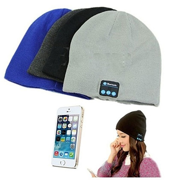 a49a9a8ba04 Up To 66% Off on Bluetooth Hat with Headphones | Groupon Goods